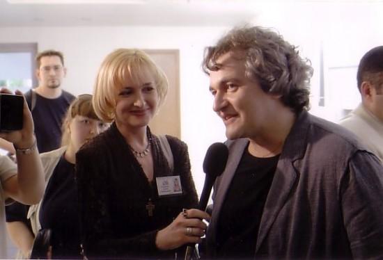 Галина Пилипенко, Дмитрий Дибров. Фото: Иван Сазыкин