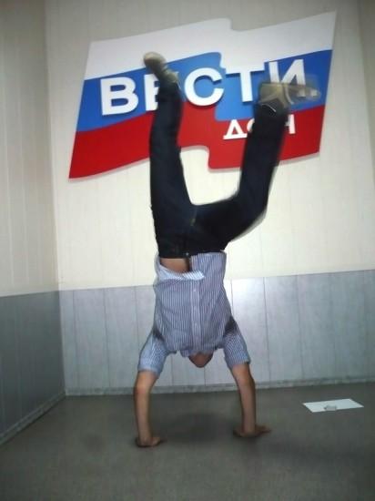 Тимур Лавронов. Фотографиня - Галина Пилипенко