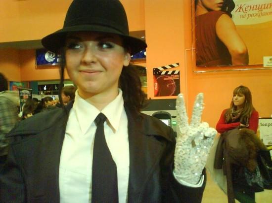 """Ксения Папава . Презентация фильма """"Майкл Джексон. Вот и всё"""""""