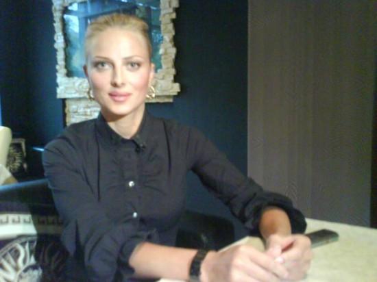 Виктория Радочинская. Фото: Галина Пилипенко