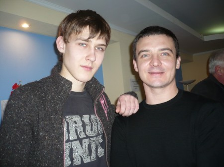 Стас и Андрей