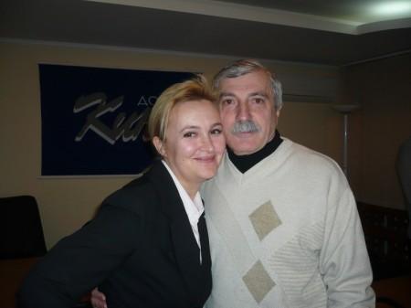 "Галина Пилипенко, журналист ""ДОН ТР"" и этот сайт и Эдуард Кечеджиян. оператор"