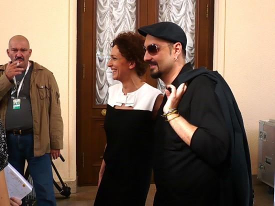 фотографии Кирилла Серебренникова с Кинотавра-2008 из Сочи