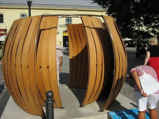 """биеннале, Прага, уличные """"последствия"""" современного искусства"""