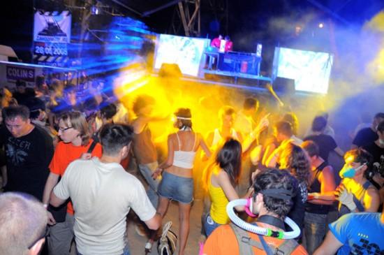 Международный фестиваль музыки и современного искусства - ZAVODPARTY.