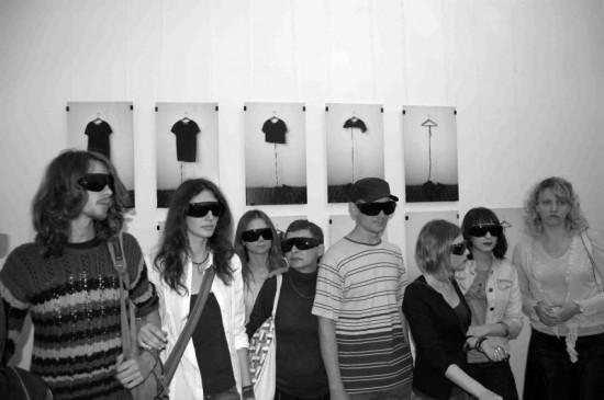 Группа «Мир». Акция «Слепые. Disconnect»