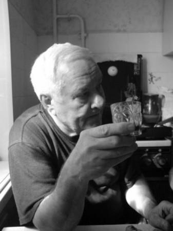 Анатолий Пилипенко - мой папа. Фото: Дмитрий Посиделов