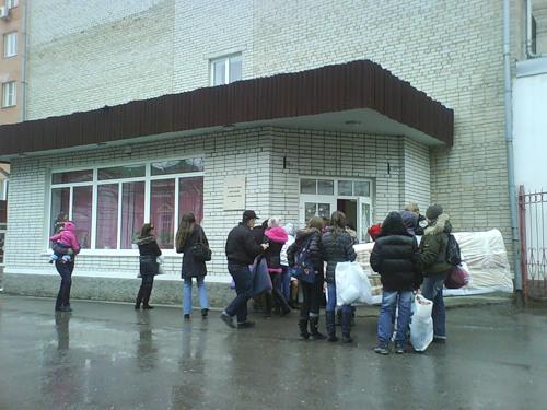 Золушка и клоуны в ростовской онкобольнице