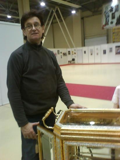 Николай Желязко: в моде итальянская мебель, стекло и позолота