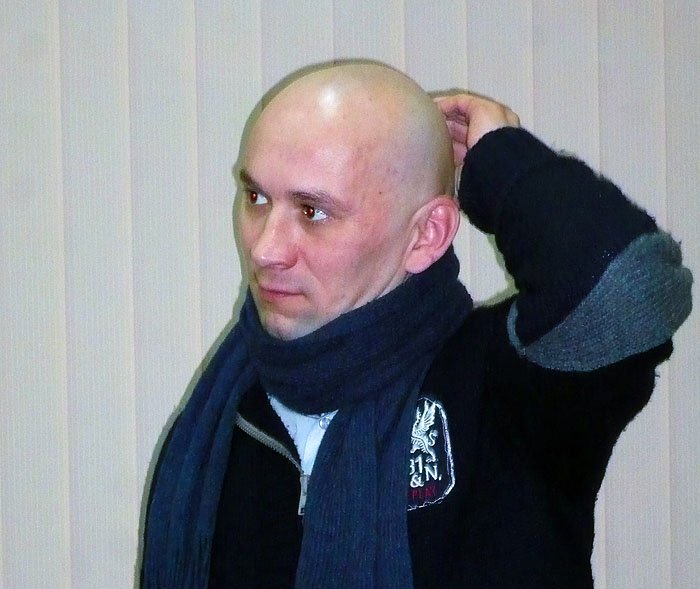 АЛЕКСАНДР РАСТОРГУЕВ. Фото: Галина Пилипенко. 27 февраля 2010 год