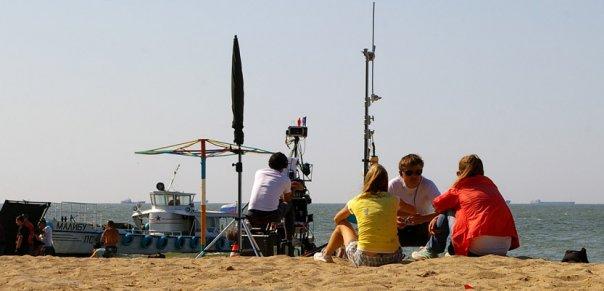 Съемки фильма «Колотилов»