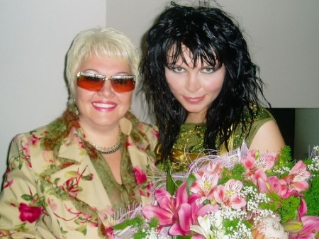 Матильда и ростовская певица Света