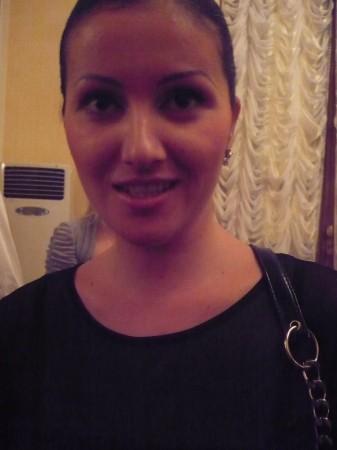 Журналистка Настя Гилёва