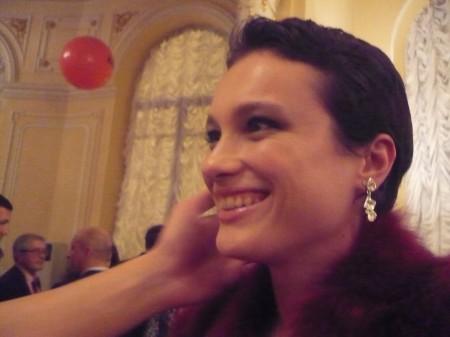 Журналист и стилист, художник Алина Матлашенко