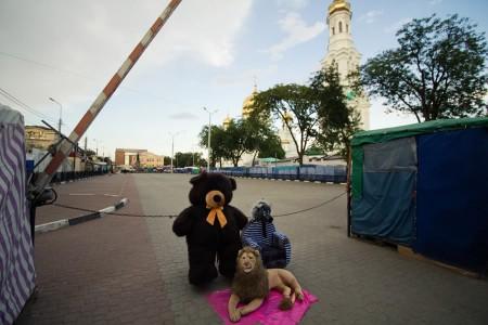 Ростов. Уличный фотограф Андрей Гаврилов