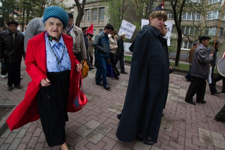 Эльфрида Павловна Новицкая. Фото Андрея Гаврилова