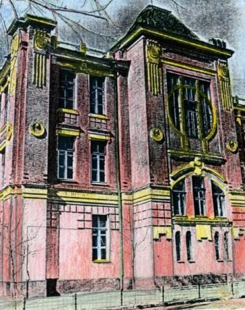 Здание Мужской гимназии Степанова (ныне гимназия №36)