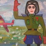 В Ростове проиллюстрировали Аматуни + видео
