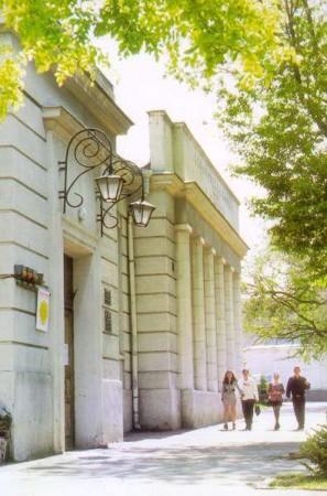 Библиотека имени Чехова в Таганроге
