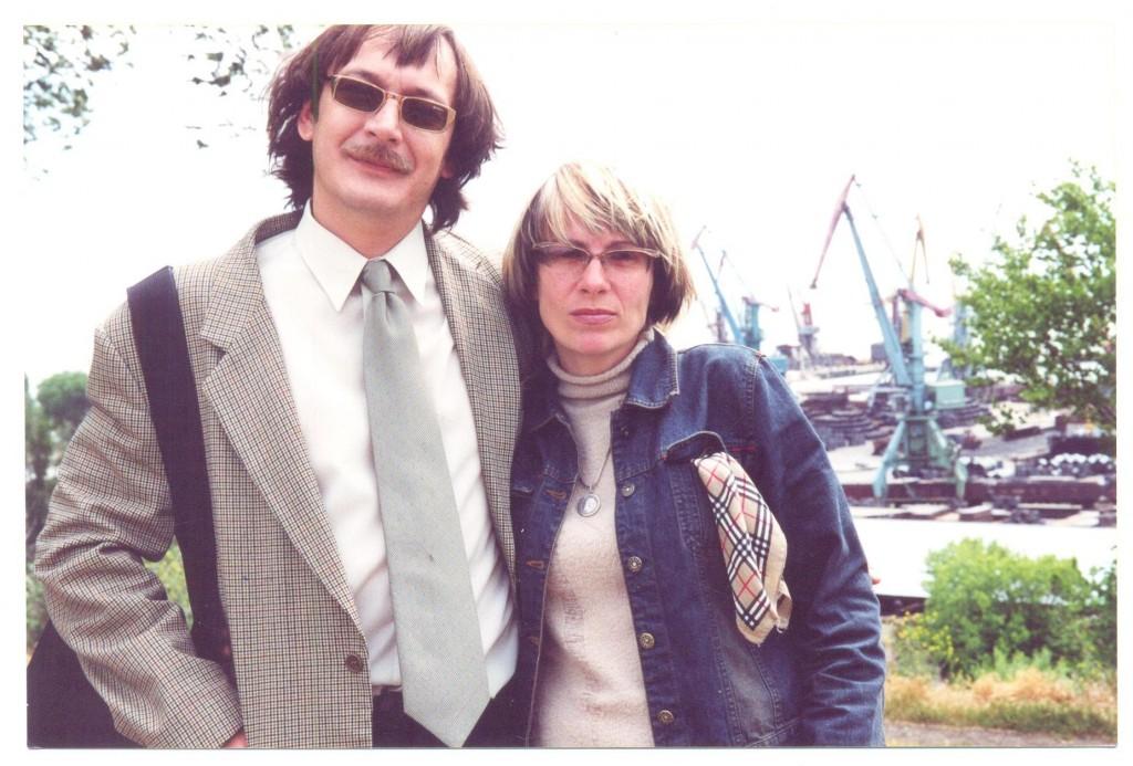 Влад Ветров и Лена Кудаева