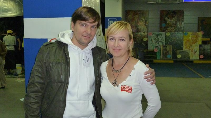 Кирилл Шаманов, Галина Пилипенко