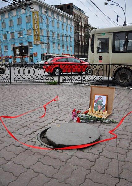 Мультяшные герои спасают ростовчан!