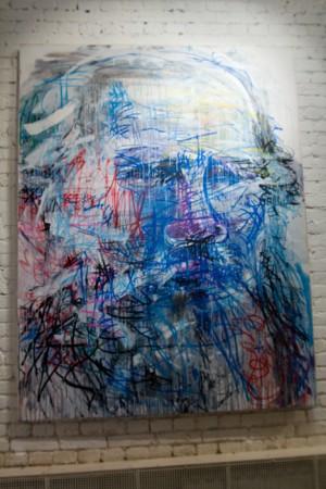 """4 московская биеннале современного искусства.Валерий Кошляков """"Atlantis"""""""