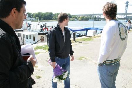 Съёмки сериала в Ростове