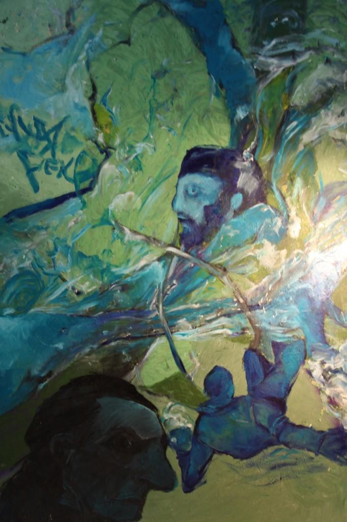 Альберт Погорелкин. Сухая река. 2011