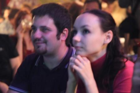 Еще мой коллега - Жора Стариков