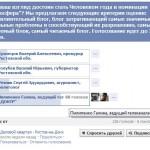 Сайт Галины Пилипенко в компании политолога, прокурора и губернатора Ростовской области!