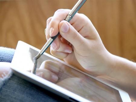 Рисующим людям Ростова - электронная кисть для iPad