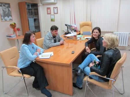 Галина Пилипенко, Сергей Борисов, Ольга Дыховичная, Ангелина Никонова