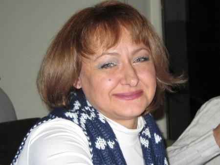 "Галина Корень, актриса, ""Местное время"""