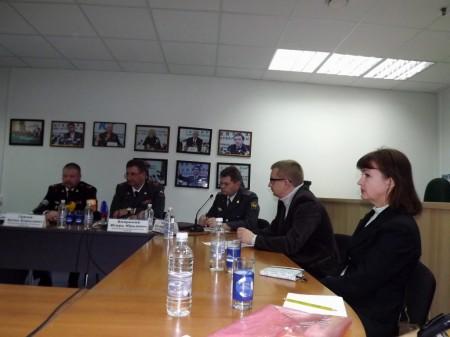 Главные полицейские. Фото: Алла Баранникова