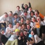 Ростовские клоуны набрались голландского опыта