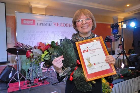 Актриса и организатор театральных фестивалей («Ростовские чтения», «Minifest») Ольга Калашникова.