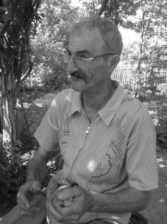 Карапет Сасунян. Фото: Дмитрий Посиделов