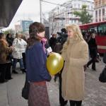 Галина Пилипенко: «Тележурналистика — единственная профессия, где женщина пропускает мужчину вперед»
