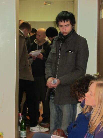 Сегодня в Ростове-на-Дону судили молодежь, задержанную на митинге