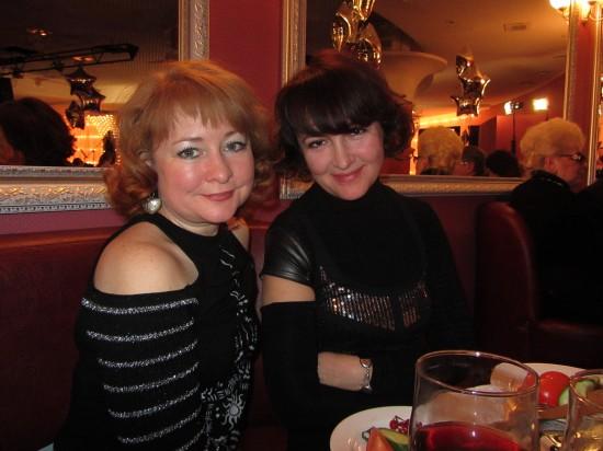 Мы с сестрой (Людмилой Андрейченко) там были, мед - пиво не пили. А вино - с удовольствием!