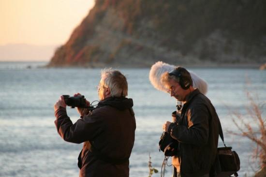 28 Октябрь 2011 г.Съемки на море.