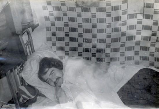 Поэт и художник Виталий Калашников