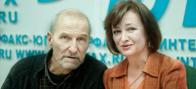 Петя Мамонов и Галя Пилипенко. Фото: Миша Малышев