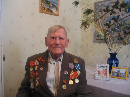 Фёдор Кузьмич Свиридов