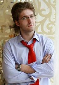 Директор новой кинокомпании и главный режиссер нового фильма Илья Костинкин - совладелец группы компаний ОК-group