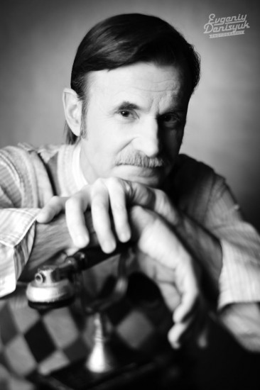 """Илья Клименко - журналист радио """"Дон ТР"""". Фото Евгения Денисюка"""