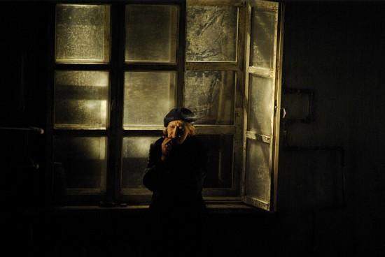 Спектакль Юрия Мельницкого. Фото Валентина Картавенко