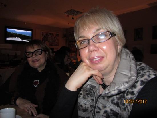 Татьяна Неклюдова - историк костюма, модельер, преподаватель академии архитектуры и  искусств в Ростове