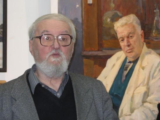 искусствовед Валерий Рязанов